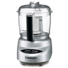 Cuisinart 3-Cup 600-Watt Brushed Chrome 1-Blade Mini Food Chopper