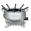 Cuisinart 96-oz Stainless Steel Fondue Pot