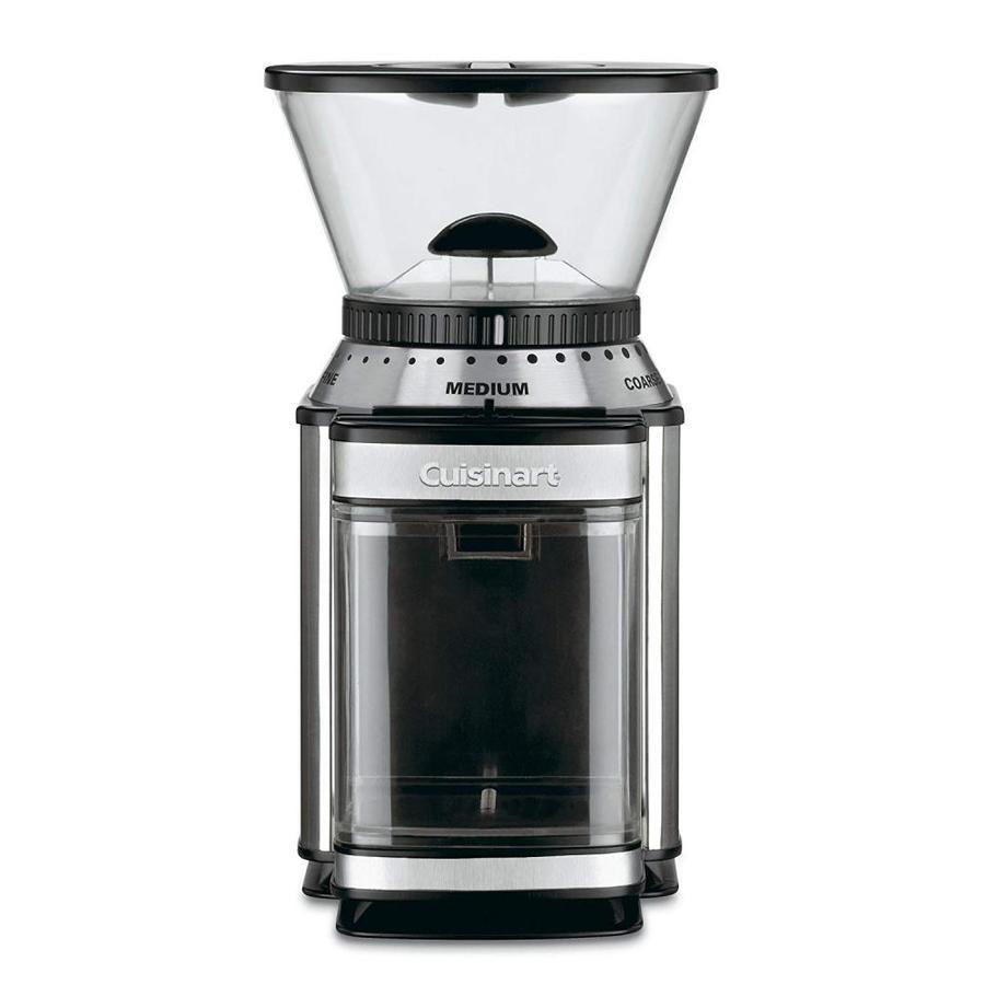 Homemaker Coffee Grinder : Shop Cuisinart 8 oz Stainless Steel Burr Coffee Grinder at Lowes.com