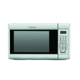 Cuisinart 1.2 cu ft 1000-Watt Countertop Convection Microwave (Stainless Steel)