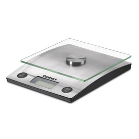 Cuisinart Stainless Steel Kitchen Scale KML-10