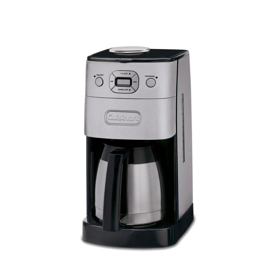 Shop Cuisinart Programmable Coffee Maker at Lowes.com