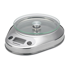 Cuisinart Stainless Steel Kitchen Scale KML-KO3B