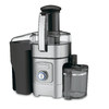 Cuisinart 34 oz Stainless Steel and Black Juice Extractor