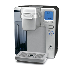 Shop Cuisinart Stainless Steel Programmable Single-Serve Coffee Maker at Lowes.com