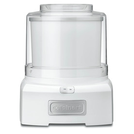 Cuisinart 1.5-Quart Frozen Yogurt-Ice Cream and Sorbet Ice Cream Maker ICE-21