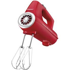 Cuisinart 3-Speed Red Hand Mixer