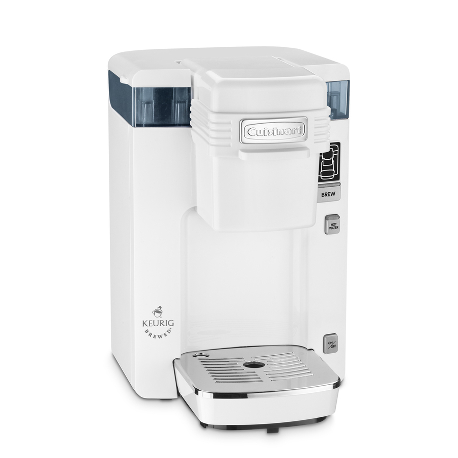 Cuisinart Coffee Maker In White : Shop Cuisinart White Single-Serve Coffee Maker at Lowes.com