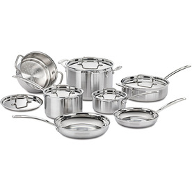 Cuisinart MCP-12N 12-Pc. Cookware Set
