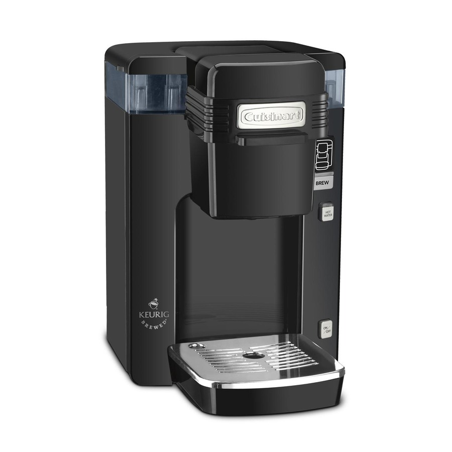 Shop Cuisinart Black Single-Serve Coffee Maker at Lowes.com