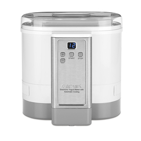 Cuisinart White Yogurt Maker CYM-100