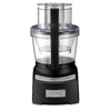 Cuisinart 12-Cup 1,000-Watt Black 5-Blade Food Processor