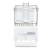 Cuisinart 2.62-Cup 250-Watt White 1-Blade Food Processor