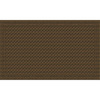 Blue Hawk 60-in x 36-in Tan Rectangular Door Mat