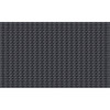 Blue Hawk 60-in x 36-in Blue Rectangular Door Mat