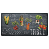 Apache Mills, Inc. Farm to Table Kitchen Anti-Fatigue Mat (Common: 2-Ft x 4-Ft; Actual: 20-in x 41-in)