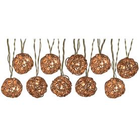 gemmy 8 6 ft 10 light electrical outlet string lights at. Black Bedroom Furniture Sets. Home Design Ideas