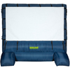Gemmy 55-in L x 10-ft W x 9-ft H Inflatable Movie Screen with Built-In Fan