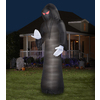 Gemmy 16-ft Inflatable Reaper with Incandescent White Lights
