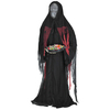 Gemmy 5.5-ft Musical Lighted Lifesize Reaper Indoor Halloween Holiday Decoration