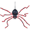 Gemmy 0.2-ft Light Wave Spider with LED Red Multi-Function Lights