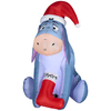 Gemmy 5.01-ft Christmas Inflatable Fabric Eeyore