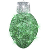 Gemmy Lighted Outdoor Christmas Decoration with Green Constant Lights