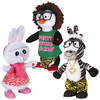Gemmy Animatronic Musical Polyester Tabletop Figurine with Lights