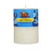 TIKI 4-in Outdoor Wax Tabletop Citronella Candle