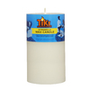 TIKI 6-in Outdoor Wax Tabletop Citronella Candle