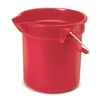 Rubbermaid Commercial Products 14-Quart Plastic Bucket