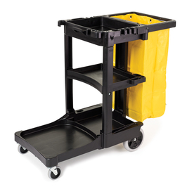 Rubbermaid Commercial Products 38-3/8-in Utility Cart