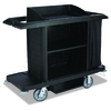 Rubbermaid Commercial Products 50-in 0-Drawer Utility Cart