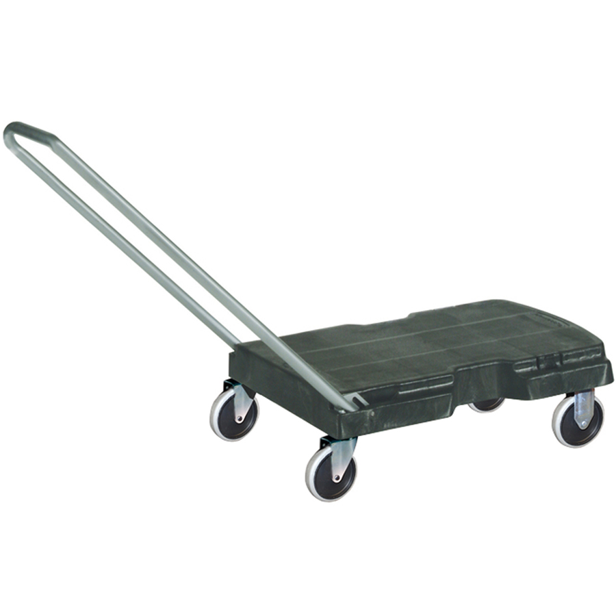 Hand Trucks Lowes Shop Rubbermaid Commercial Products Resin Dolly at Lowes.com