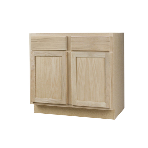 Cabinet Doors Lowes On Inc 30 In Unfinished Door Drawer Base Cabinet
