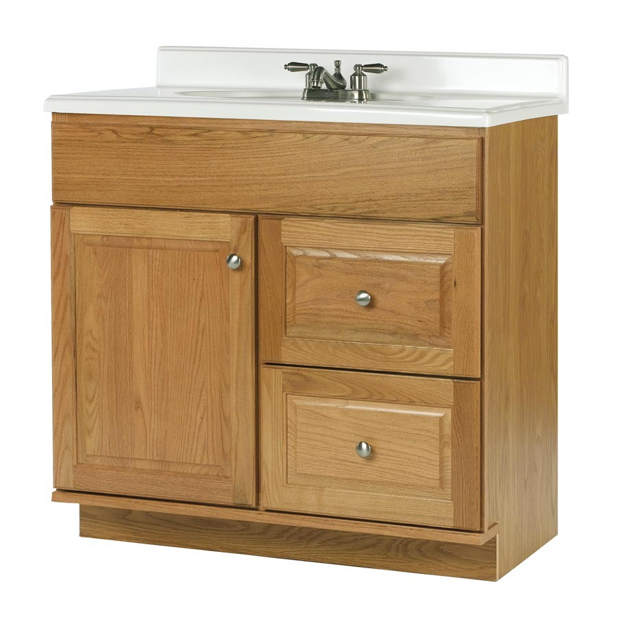24 fantastic bathroom vanities lowes clearance. Black Bedroom Furniture Sets. Home Design Ideas