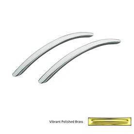 KOHLER Vibrant Polished Brass Grab Bar