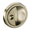 KOHLER Vibrant Polished Nickel Brass Flush Actuator