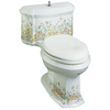 KOHLER Portrait White 1.6 GPF Elongated 1-Piece Toilet