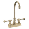 KOHLER Revival 2-Handle Bar and Prep Faucet