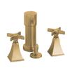 KOHLER Memoirs Vibrant Brushed Bronze Vertical Spray Bidet Faucet with Trim Kit