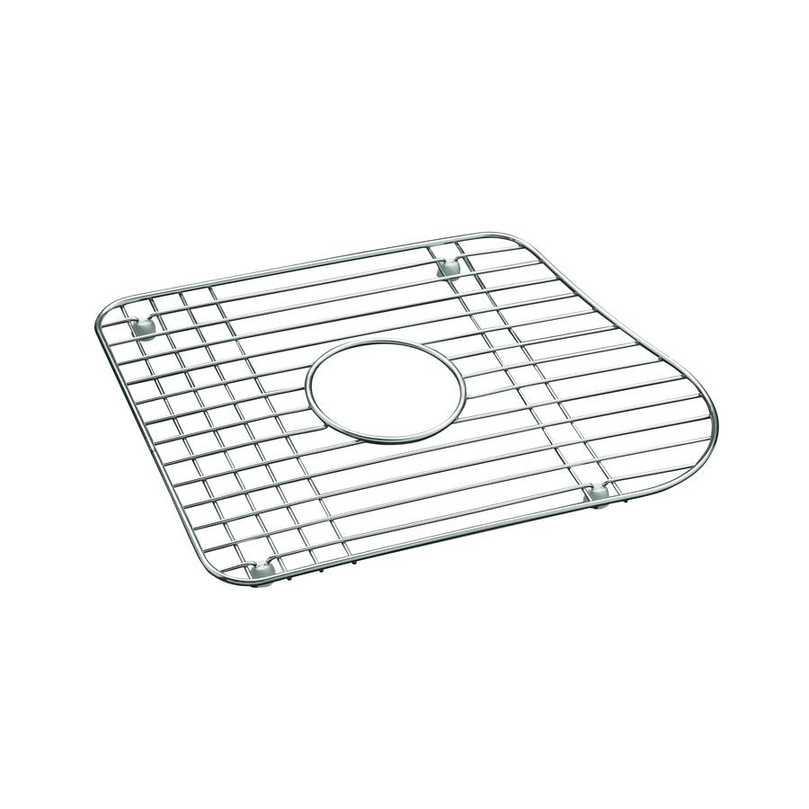 previous next zoom out zoom in kohler metal basin dish drain rack
