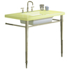 KOHLER 42-in W x 22-in D Kathryn Citron Lavastone Single Sink Vanity Top