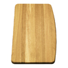 KOHLER 10-in L x 18.125-in W Wood Cutting Board