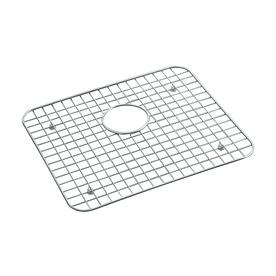 Kohler Sink Protectors : ... Kitchen Sink Accessories Sink Mats KOHLER 14.93-in x 17.18-in Sink Mat