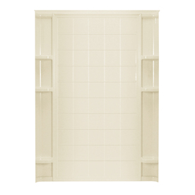 shop sterling vikrell shower wall surround back panel