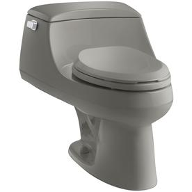 KOHLER San Raphael Cashmere 1.6 GPF Elongated 1-Piece Toilet