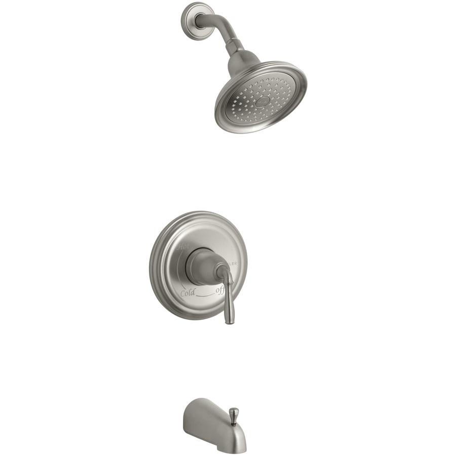 Kohler Shower Tub Faucets Befon For