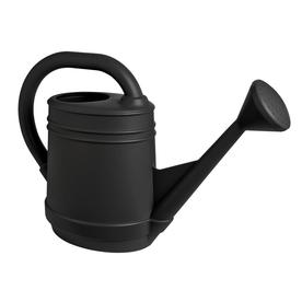 Fiskars 2-Gallon Slate Plastic Watering Can