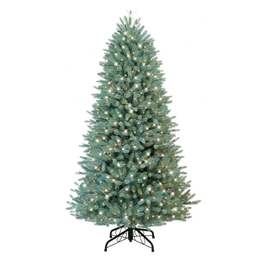 Ge Pre Lit Christmas Tree